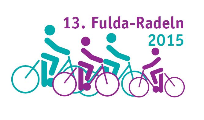Logo des Fuldaradelns 2015
